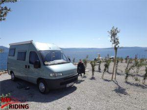 Zimmo1 - Unser erster Kastenwagen -