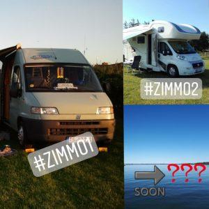 Bild von #Zimmo1, #Zimmo2 und Frage nach der mobilen Zukunft