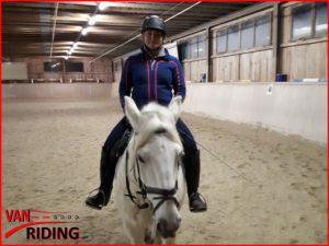 Eine neue Reiterjacke - Vanriding testet
