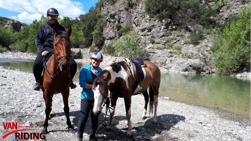 """""""Toskana on horseback"""" - Fünf Stunden im Sattel"""