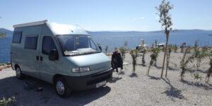 Unser erster Kastenwagen - Zimmo 1